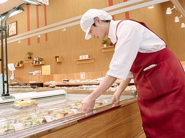 惣菜 寿司