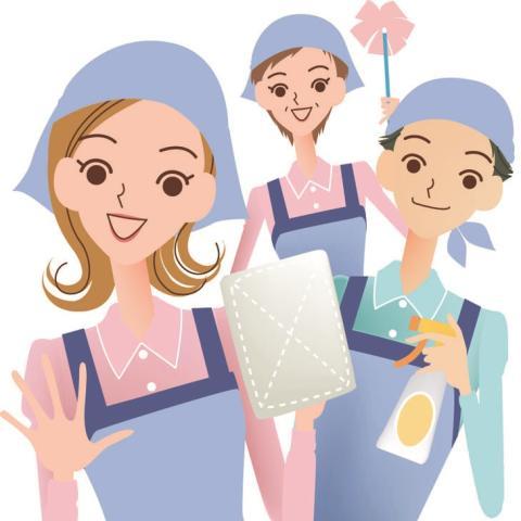 女性スタッフ活躍中です!Wワークにも最適のお仕事です。中高年の方も歓迎します♪