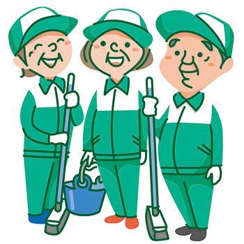 日常清掃業務なので、特別なスキルも経験も不要です!