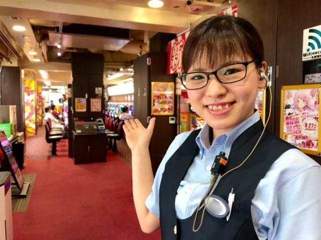 ニュー後楽園市川店はJR市川駅からも近くて通勤便利!