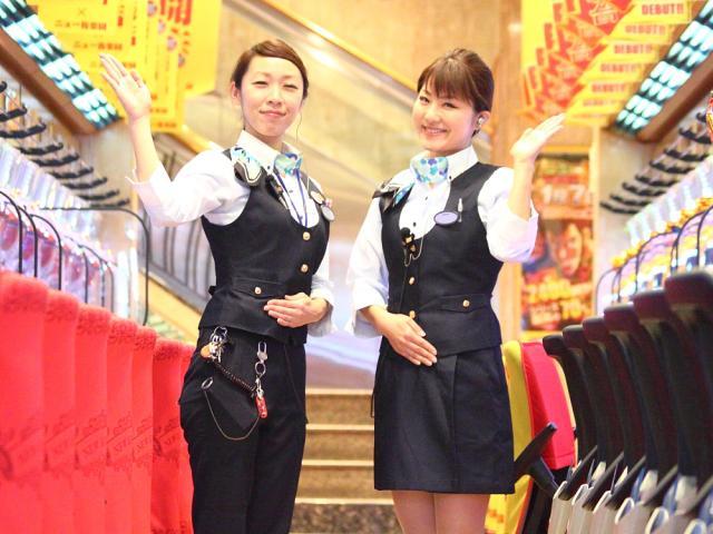 ニュー後楽園JR千葉西口店では、お客様とのコミュニケーションを大切にしています!