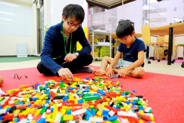 子どもたちの笑顔がやりがい♪好きなものに夢中になれる環境が、子どもたちの無限の可能性を引き出します◎