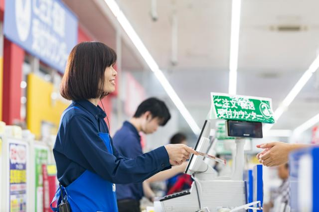 ケーズデンキ フェアモール松任店 1枚目