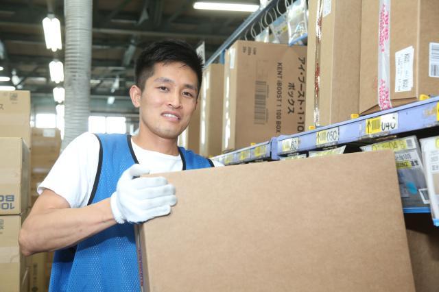 動きやすい服装でOK!倉庫内は清潔でセキュリティもバッチリ。タバコの匂いもありません。