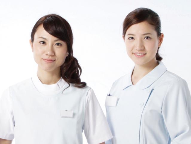 医師もスタッフも、皆フレンドリーな方ばかり。和やかな人間関係のある職場です!