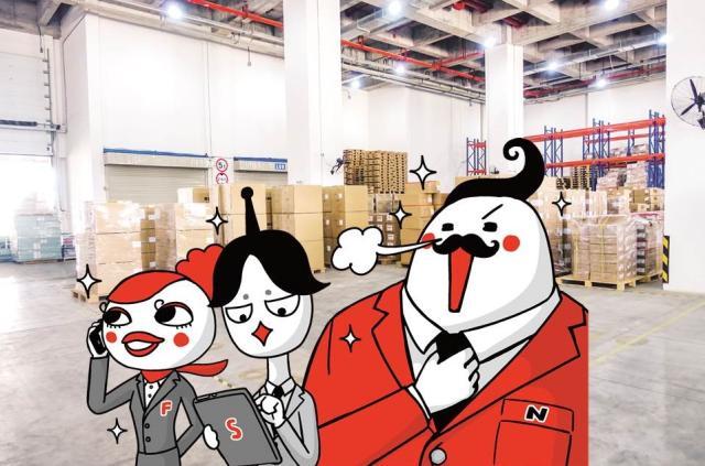 最新倉庫で楽々軽作業!!!駅から送迎付き!!【11:00~22:00】