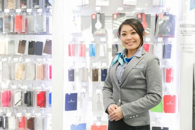 ワイモバイルショップの販売職の募集です。 家チカの店舗で働けます!