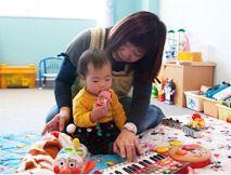 ママ・パパが『一緒に教習所行くよ~』という日は嬉しくなってしまうお子様が多数増加中?!