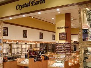 Crystal Earth 1枚目