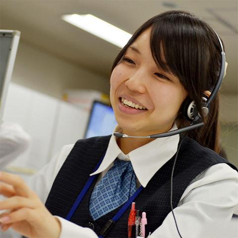 日本国内最高クラスの予約業務件数