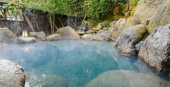 湯の花温泉写真