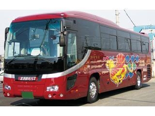 有名企業様の専属バスの運転です。観光、レジャー等々、お客様の楽しい時間を安全運転でお送りしましょう!
