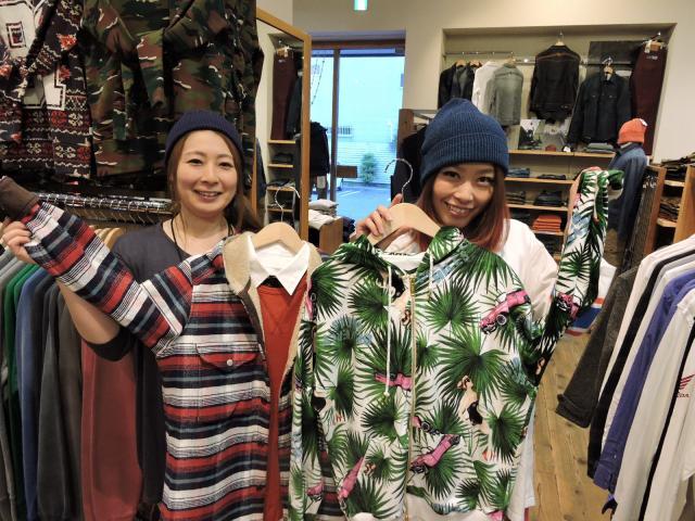 あなたのセンスを活かしてお客様をより素敵に☆ 20代の男女がファッションアドバイザーとして活躍中!