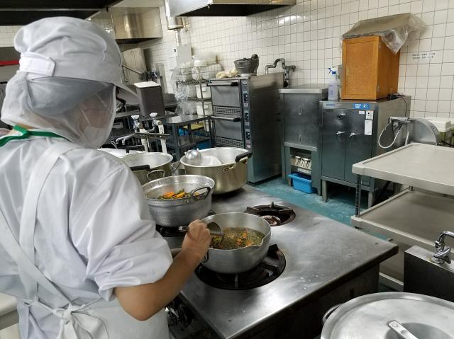 『東所沢たんぽぽこども園』名阪食品株式会社 関東事業部