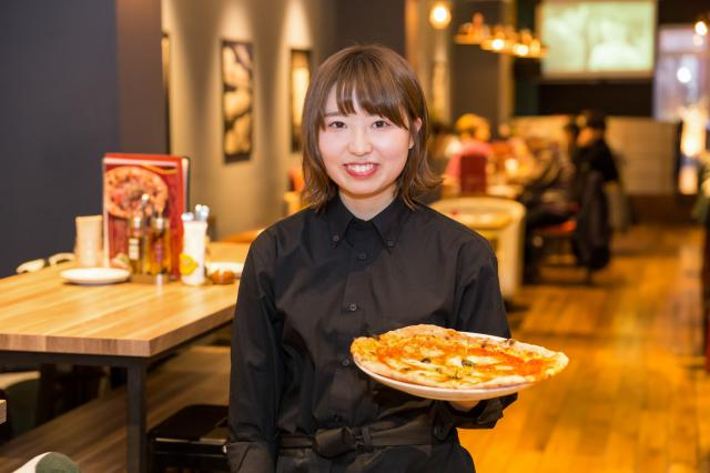 PIZZERIA BAR Le NAPOLI 京都錦店(夕・夜)
