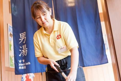 湯快のゆ 門真店(カドマテン)