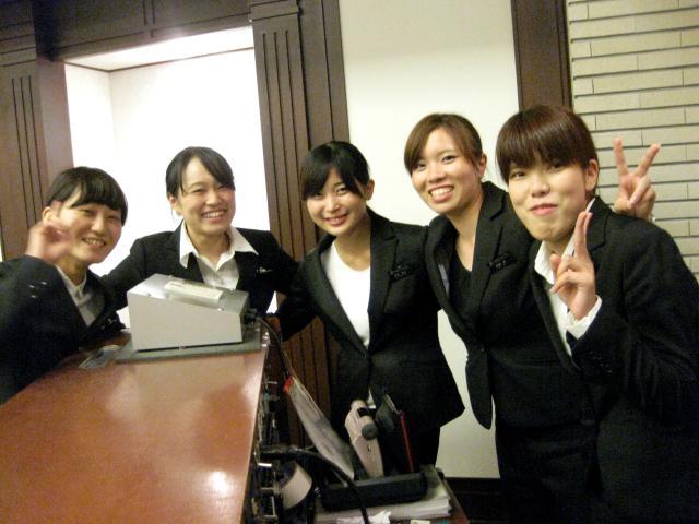 勤務地は仙台駅周辺だからアクセス最高♪