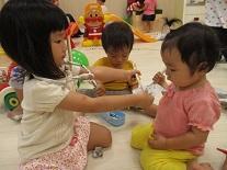 ≪尼崎市≫【パート保育士】少人数で家庭的な保育園です♪