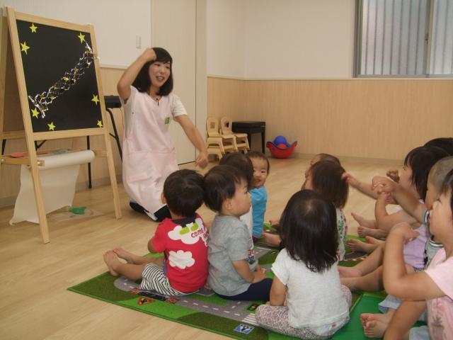 ≪神戸市≫【パート保育士】少人数の家庭的な保育園で、子ども達に囲まれながら働いてみませんか?