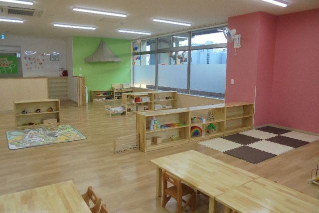 ≪神戸市≫【保育士募集】駅チカの小規模保育園で、子ども達に囲まれながら働いてみませんか?