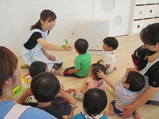 ≪姫路市≫【保育士】少人数の家庭的な保育園で、子ども達に囲まれながら働いてみませんか?