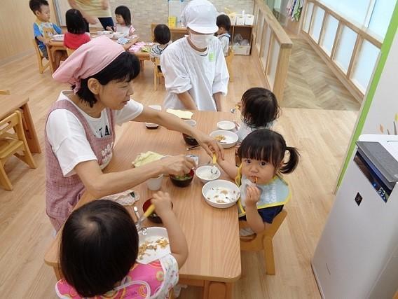 ≪三田市≫【調理員】少人数の保育園で、給食を作ってみませんか?働きやすい時間帯も魅力のひとつです♪