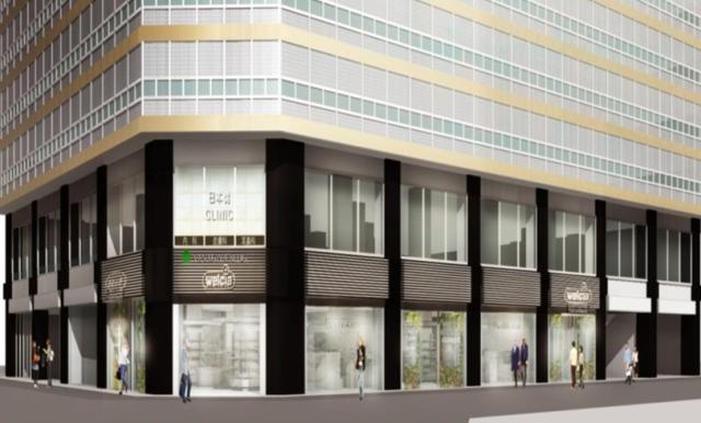 新旧いりまじるビジネス街、日本橋。 働く女性たちの新しい癒しのスポットに・・・!!