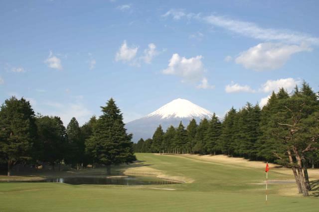 富士宮ゴルフクラブ 1枚目
