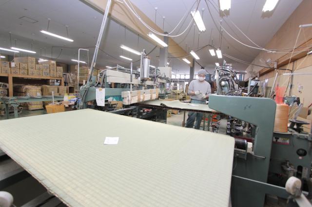 <札幌市白石区>畳の製造・製造補助スタッフ募集!未経験からのスタート大歓迎!
