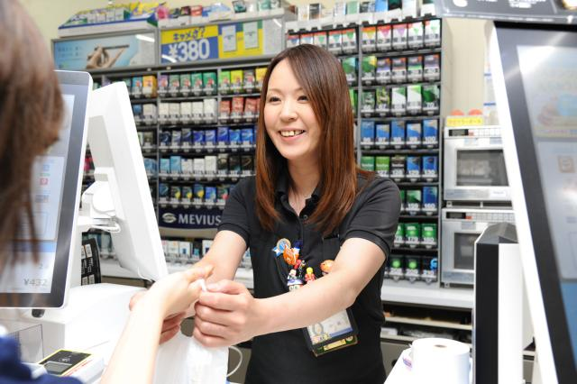 ローソン 新大阪駅東口店の求人画像