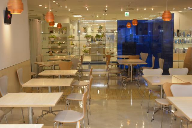 Cafeゆとりの空間 大丸京都店
