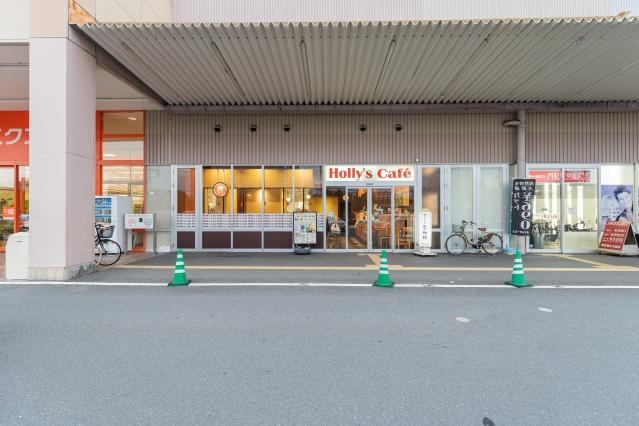 ホリーズカフェ【ザビッグ大安寺店】の求人画像