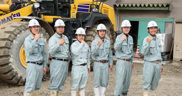 創業より、福岡の街づくりに携わり72年。100年企業を目指して更なる挑戦を続けます。