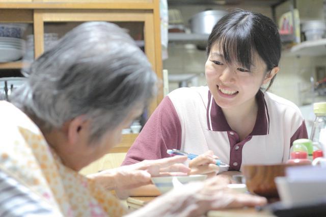 経験不問☆ お客様の笑顔をみんなで支えていきましょう!