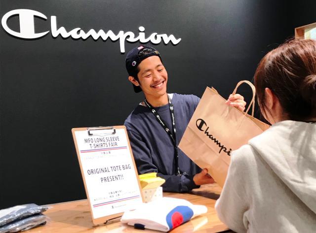 Champion(チャンピオン) 酒々井プレミアム・アウトレット店 1枚目