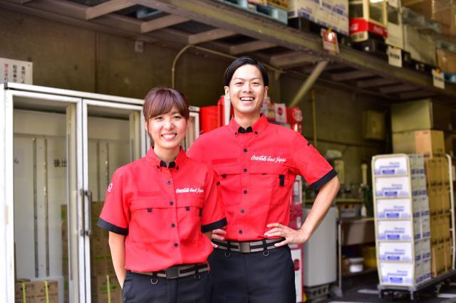 コカ・コーラ ボトラーズジャパン株式会社 水戸セールスセンター 1枚目