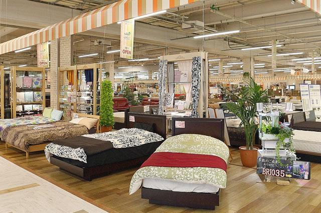 家具・インテリア売場(SWEET DECORATION)