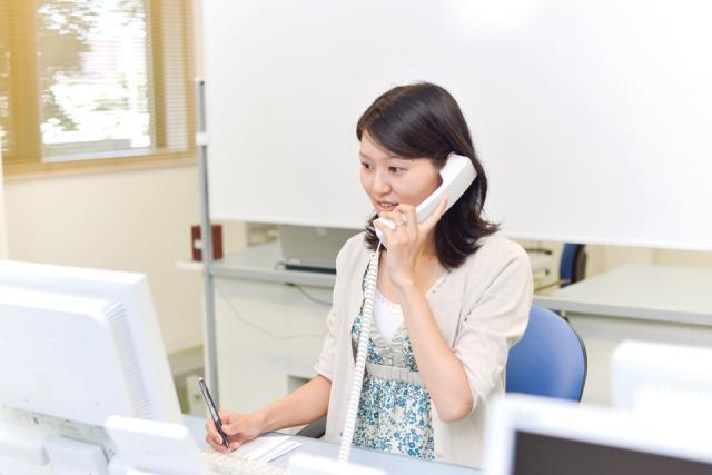 お客様からの電話がメインとなります。 電話応対に慣れている方なら大歓迎◎