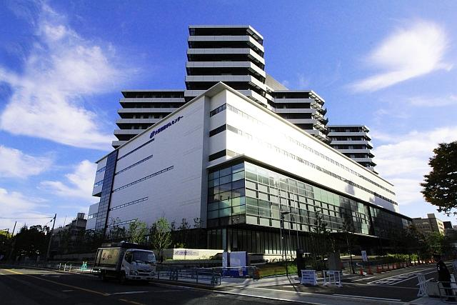 特定機能病院 大阪国際がんセンター