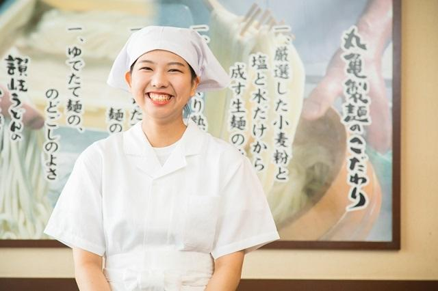 丸亀製麺 川崎ソリッドスクエア店 (No.110890)