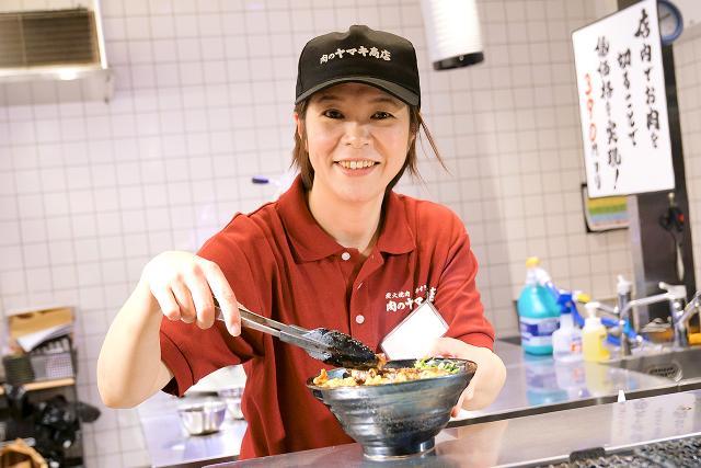 肉のヤマキ商店 ららぽーと磐田店