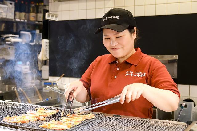 肉のヤマキ商店 イオンモール東浦店