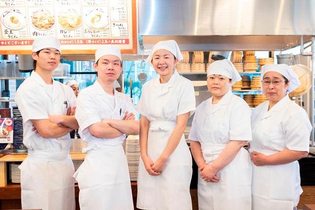 丸亀製麺 イオンモール山形南店
