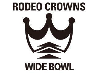 RODEO CROWNS WIDEBOWL 1枚目