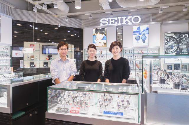 SEIKO OUTLET 土岐店/セイコーリテールマーケティング株式会社 1枚目