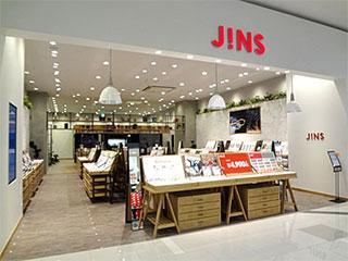 JINS 1枚目