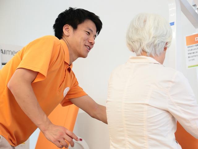【新しくオープンします!!】 ポラリスデイサービスセンター中野栄