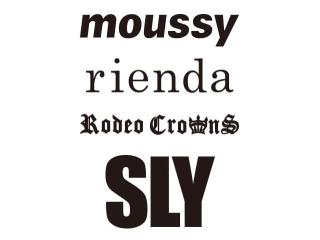 Moussy/Rienda/Rodeo Crowns/Sly 1枚目