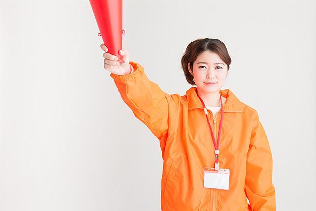 【夢メッセ】イベント会場運営業務!3日間連続勤務できる方大歓迎!