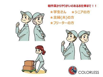 カラレス株式会社梅田営業所
